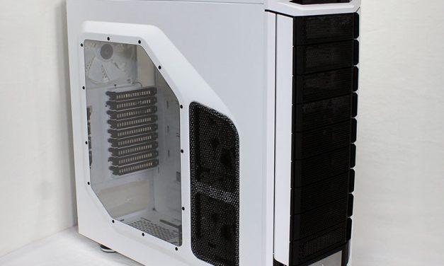 Cooler Master's super-sized Storm Stryker case