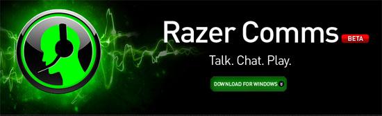 Razer takes a moment to Vent, announces Razer Comms