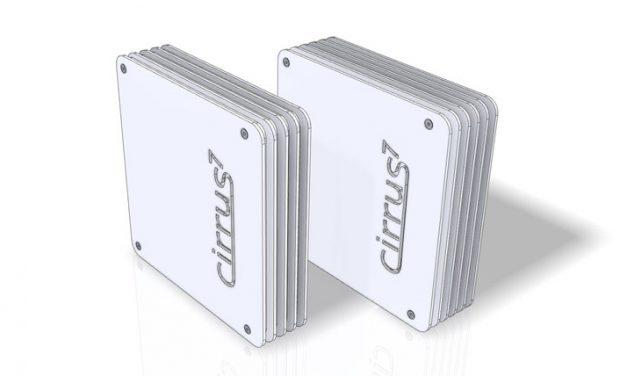 Cirrus7 Launches SFF Nimbus PC With Aluminum Fin Stack (Heatsink) Case