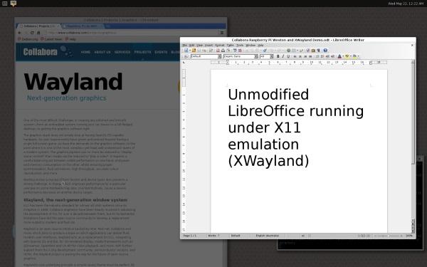 Raspberry Pi Replacing X11 With Wayland/Weston To Get GPU Acceleration
