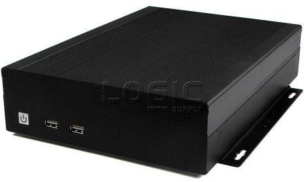 Logic Supply Launches New LGX ML250 Fanless PC