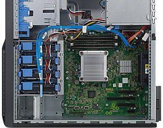 Dell PowerEdge T110 II Intel Xeon E3 Quad-core Server @ $489