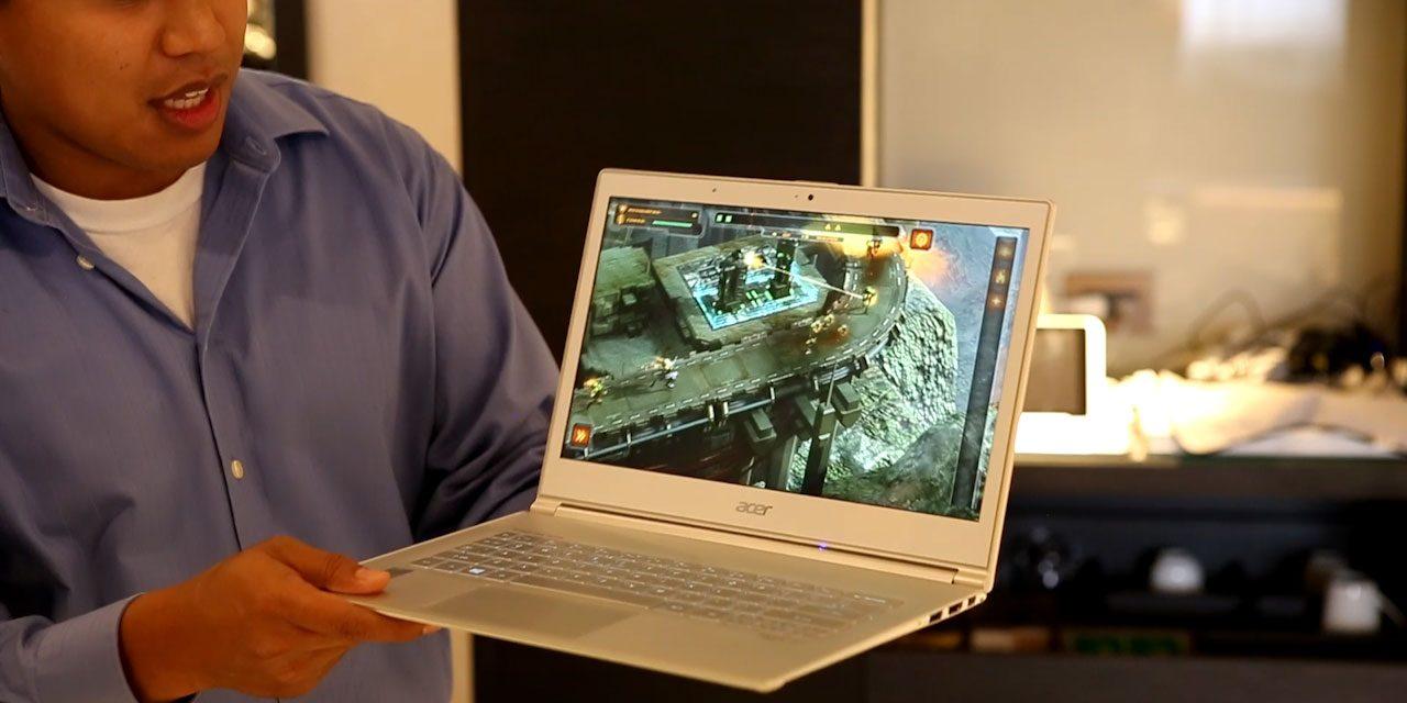 Computex 2013: Intel Demos Baytrail Tablet, Haswell Ultrabook, Ivy Bridge Passive Tablet