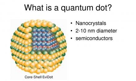 Stuff your silicon, room temperature quantum transistors offer a golden future