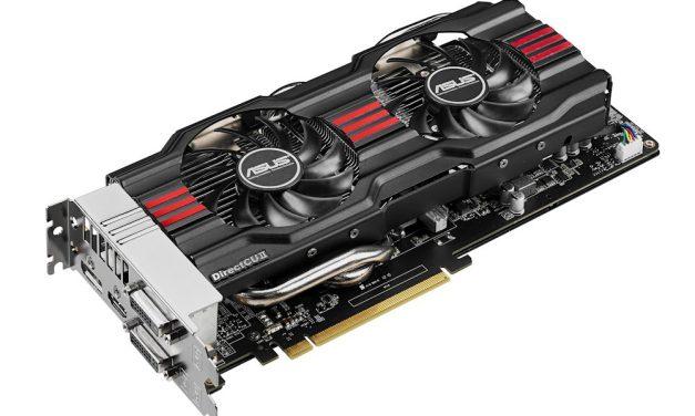 ASUS Launches GTX 770 DirectCU II OC Graphics Card