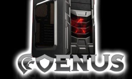 The Enermax Coenus; decent price, decent features