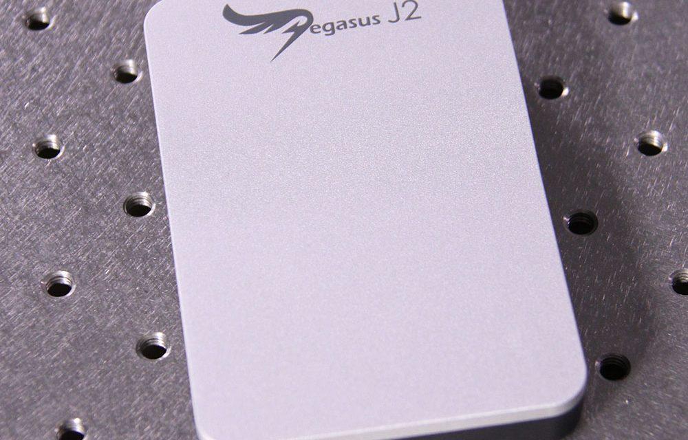 Promise Pegasus J2 Thunderbolt SSD Review