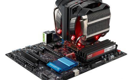 Cooler Master Unveils Massive V8 GTS CPU Cooler