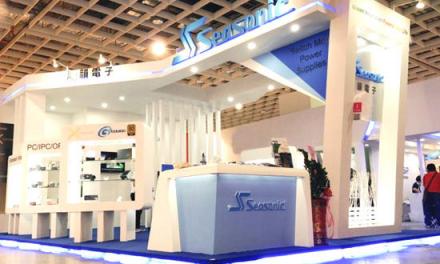 SeaSonic at Computex 2013