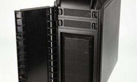 Anidees Launches AI-4B Micro ATX PC Case