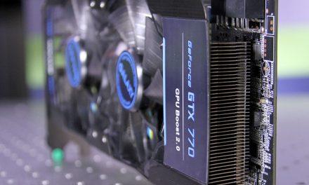 Galaxy GeForce GTX 770 GC 2GB Review