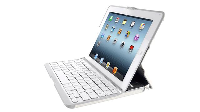 ZAGGfolio Apple iPad 2, 3 & 4 @ $50