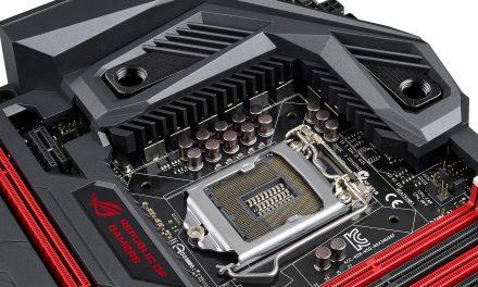 ASUS Launches ROG Maximus VI Formula Z87 Gaming Motherboard