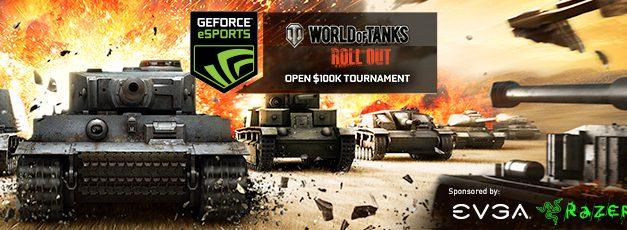NVIDIA GeForce eSports World of Tanks International World Finals Kick-Off at PAX 2013