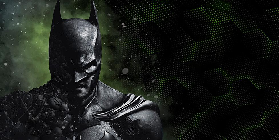 Holy Free Batgame NVIDIA!