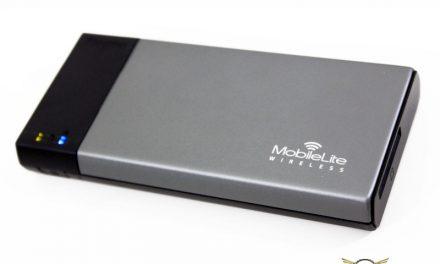 Kingston MobileLite Wireless WiFi Storage device