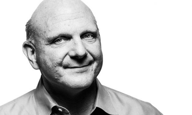Steve Ballmer Resigns from Microsoft in 2014