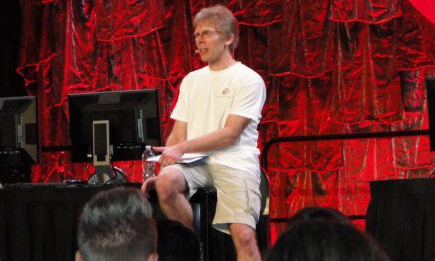 John Carmack Keynote: Quakecon 2013