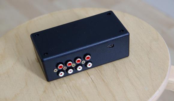 Make a DIY USB audio DAC in a day