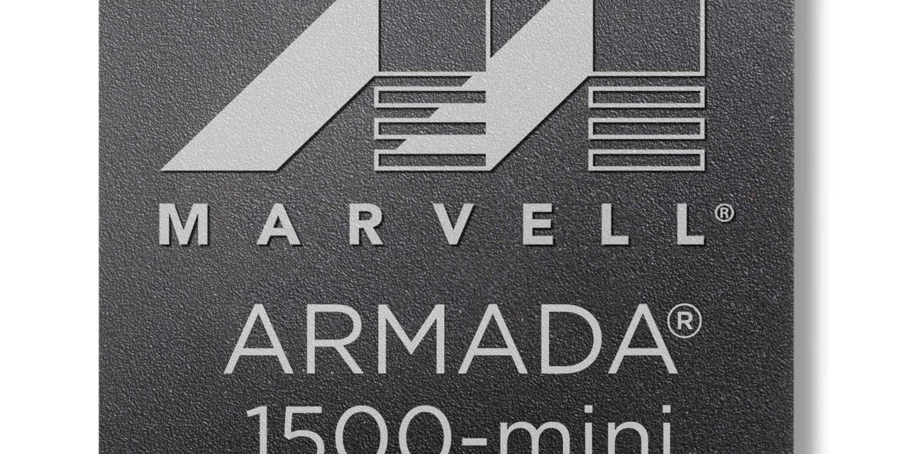 Marvell ARMADA 1500 Mini SoC Powers Google's Chromecast Streaming Dongle