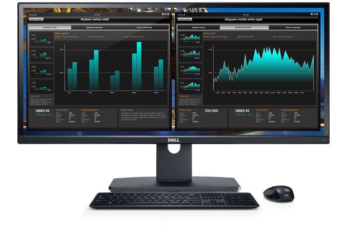 Dell UltraSharp U2913WM @ $550