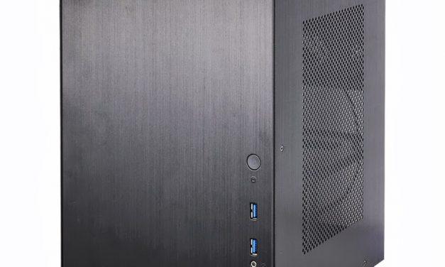 Lian Li Shows Off PC-Q33 Prototype Mini ITX Case