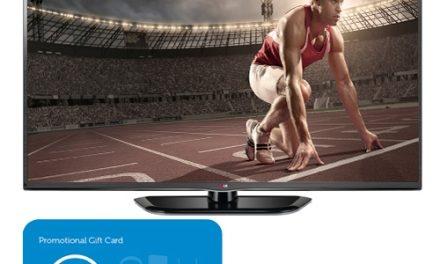 LG 60-inch Plasma TV @ $730 + Free $200 Dell Gift card