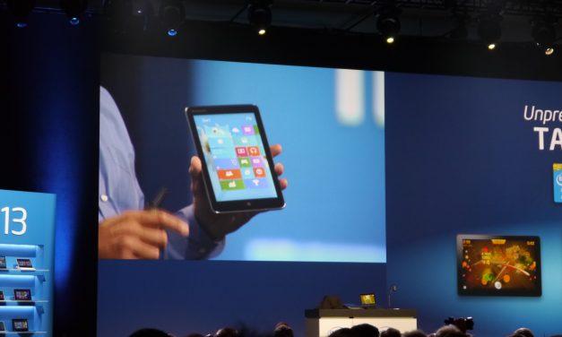 IDF 2013: Intel Plans $100 Tablets and 22nm SoC Smartphones