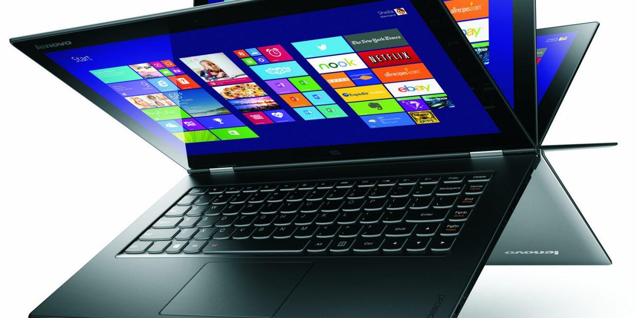 IFA 2013: Lenovo Reveals Yoga 2 Pro and ThinkPad Yoga Convertible PCs