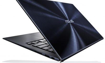 IFA 2013: ASUS Zenbook UX301 and UX302 Sleek Glass