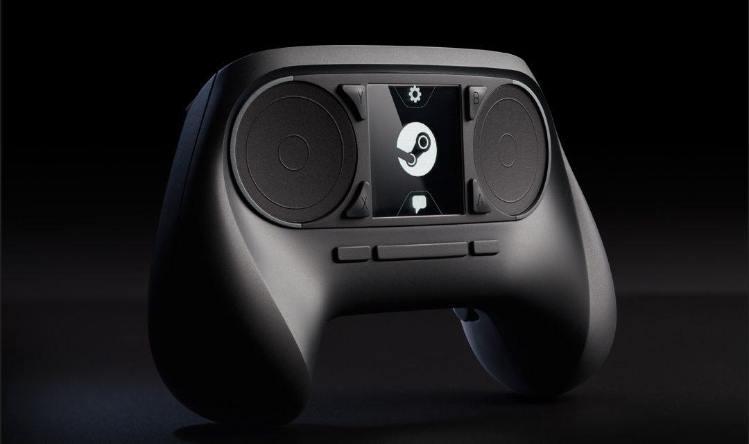 Valve Hardware Pt. 3: Steam Controller