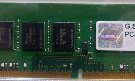 IDF 2013: G.Skill Unveils DDR4 Memory Modules
