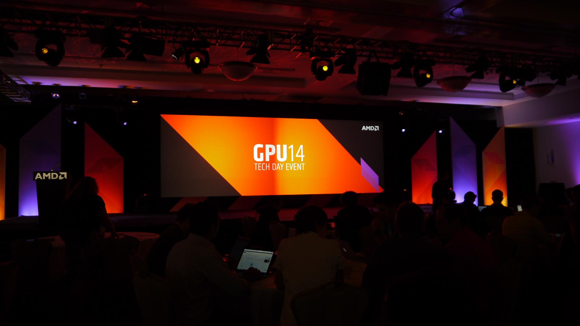 AMD GPU14 Event Live Stream and Live Blog