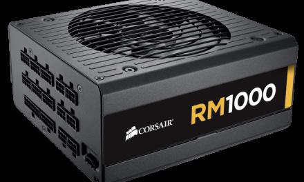 Corsair Announces Nearly-Silent RM Series Power Supplies
