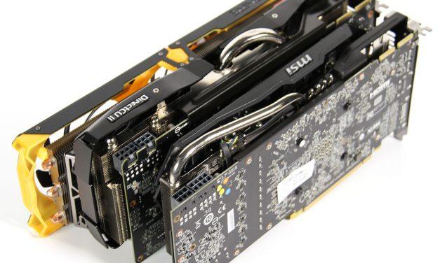 AMD Radeon R9 280X Roundup: ASUS, MSI and Sapphire