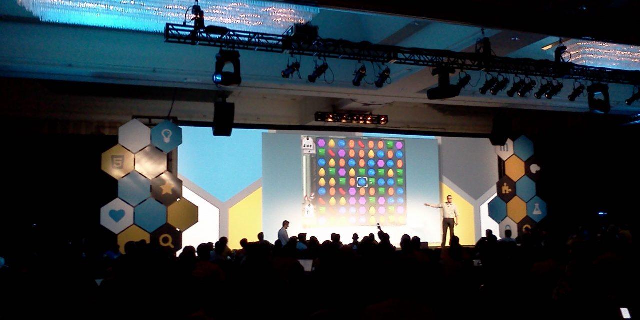 Mozilla Summit 2013, Day 2: APCs and Servos in a Flash