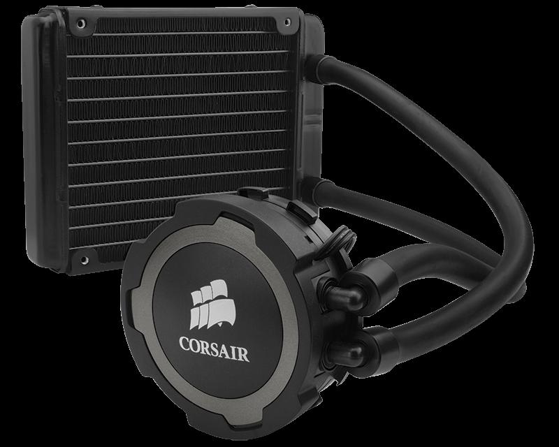 Corsair Announces Hydro Series H75 Liquid CPU Cooler