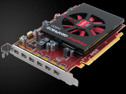 AMD Aggressively Targets Professional GPU Market