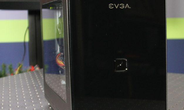 Video: EVGA Hadron Air Mini ITX Case Review