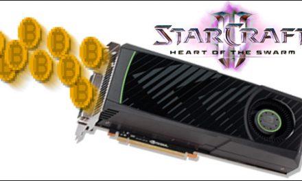 Bitcoin StarCraft Challenge Right Now!