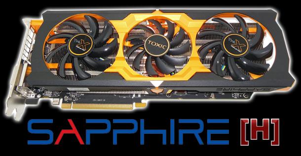 Sapphire's custom cooled R9 280X