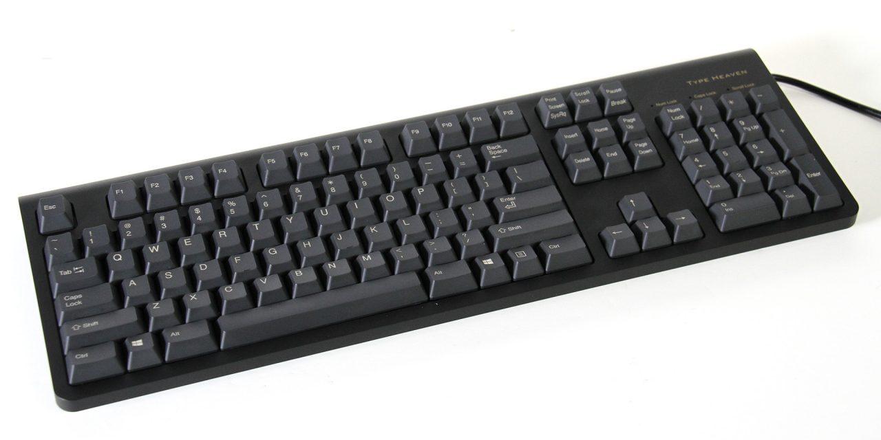 Video Perspective: Topre Type Heaven Keyboard