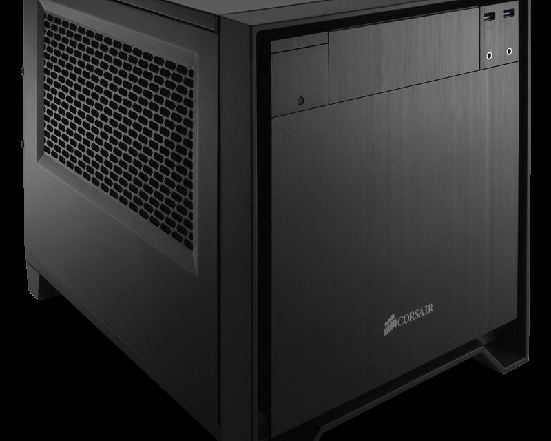 CES 2014: Corsair Launches the Obsidian 250D Mini ITX Case