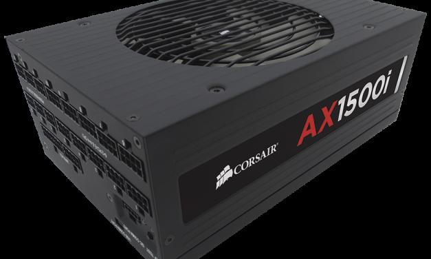 CES 2014: Corsair AX1500i Announcement