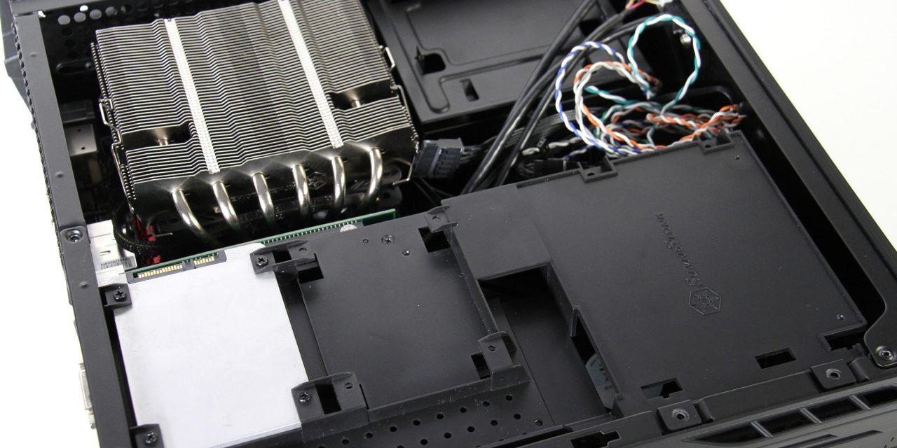 Silverstone Raven Z RVZ01 Mini-ITX Case – The Steam Machine Chassis