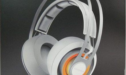 SteelSeries Siberia Elite headset, pricey but respectable