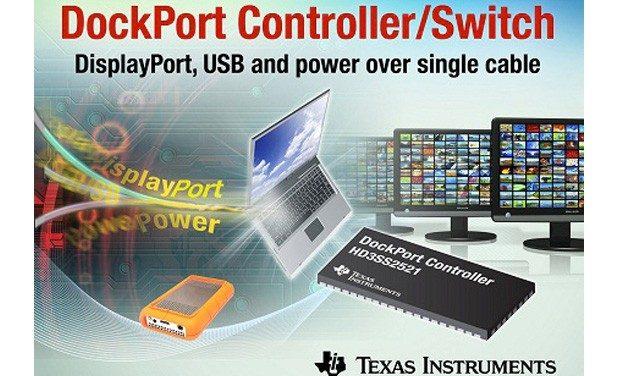 DisplayPort Adds DockPort Extension to Royalty-Free VESA Standard