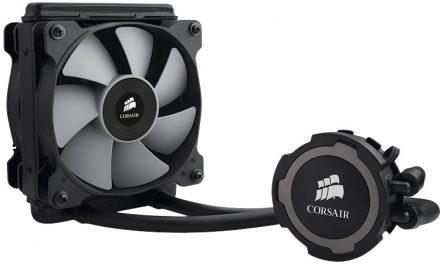 Corsair Hydro Series H75 Liquid CPU Cooler Review