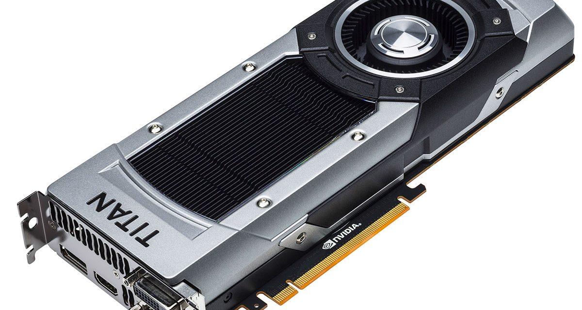 NVIDIA Releases GeForce TITAN Black