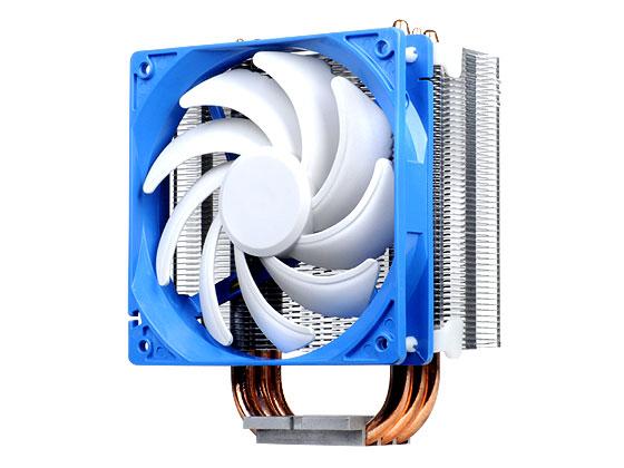 SilverStone Argon Series AR01 CPU Cooler Review
